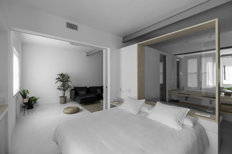 Apartament in Delicias / EME157 estudio de arquitectura, © Luis Alda