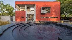 Centro para las artes 079 Stories / Vastu Shilpa Consultants