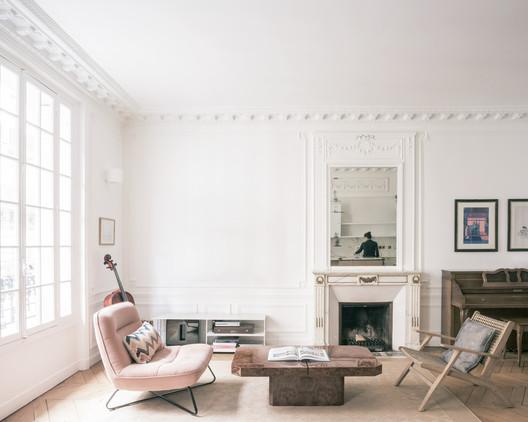 Chaptal Residence / Nathalie Eldan Architecture