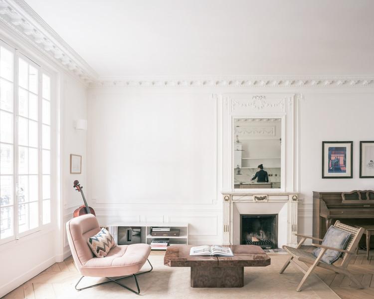 Chaptal Residence / Nathalie Eldan Architecture, © Lorenzo Zandri