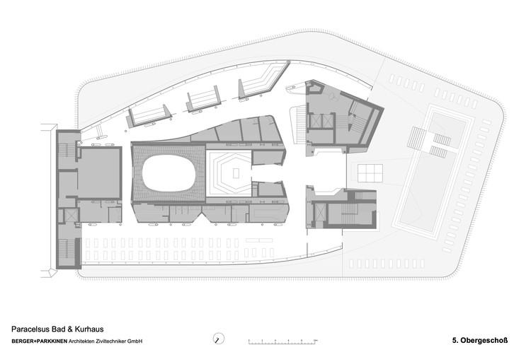 Поэтажный план