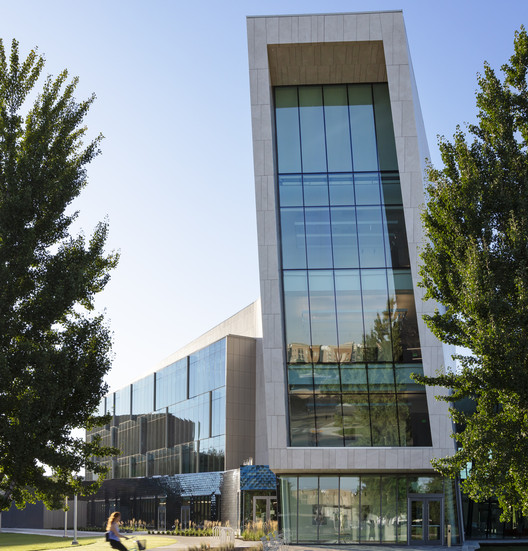 Boise State University Center for the Visual Arts / HGA + Lombard Conrad