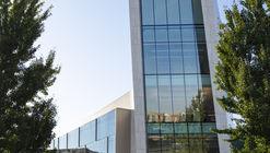 博伊西州立大学视觉艺术中心  / HGA + Lombard Conrad