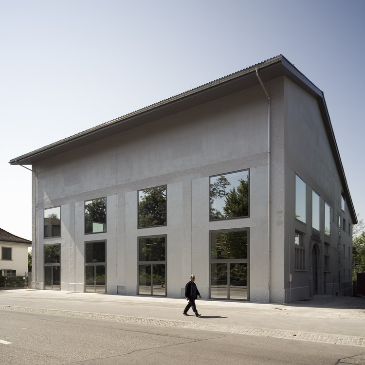 Tanzhaus Contemporary Dance Performance Center / HILDEBRAND +  Gramazio & Kohler, © Roman Keller
