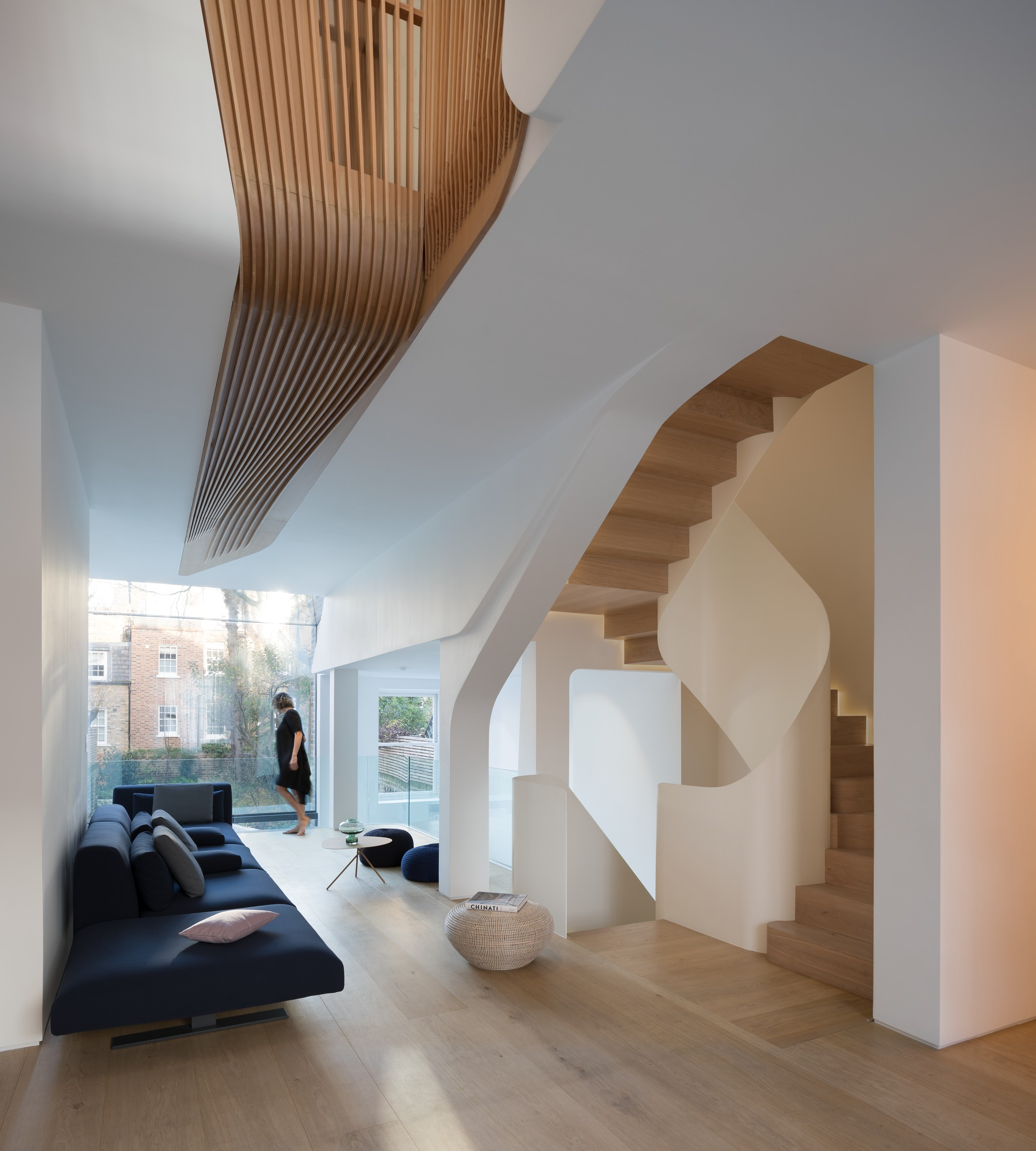 Gallery of Light Falls House / FLOW Architecture + Magrits - 1