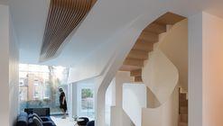 倫敦光瀑住宅,突破舊宅形制 / FLOW Architecture + Magrits