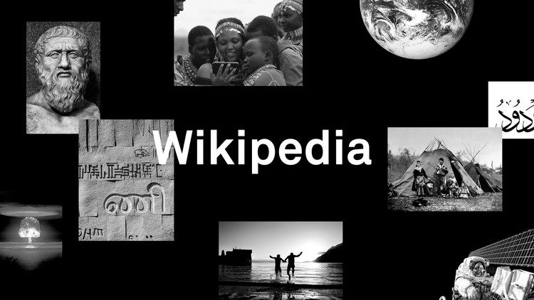 Snøhetta Selected to Design the New Visual Identity for the Open-Source Platform Wikipedia , Courtesy of Snøhetta