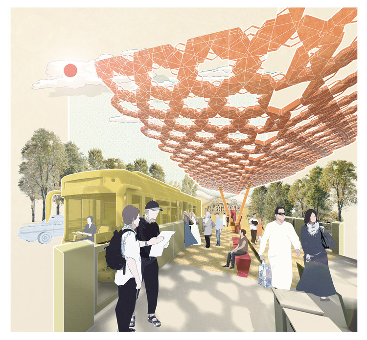 Sasaki Envisions a Sustainable, Equitable, and Resilient Kabul City, Courtesy of SASAKI