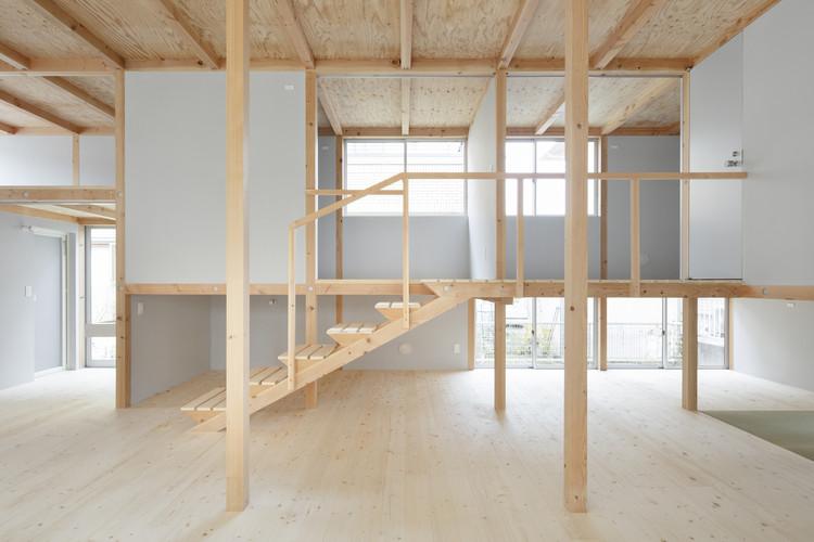 K House / Kitamura Naoya Architects & Planners, © Takumi Ota