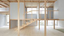 K私宅,以人体尺度布局 / 北村直也建筑设计事务所