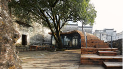 Restoration and Reconstruction of Liu Geng Tang Hall / 3andwich Design / He Wei Studio