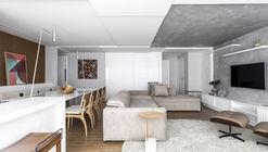 Apartamento Foto / Giuliano Marchiorato Arquitetos