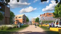 UNStudio为Brainport智慧区开发百所适应性住房