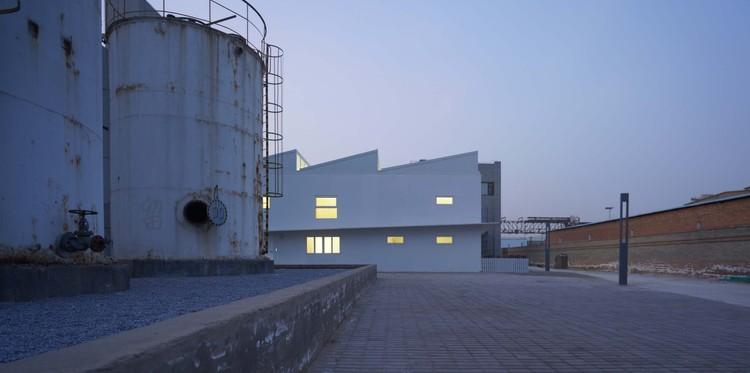 合木建筑新工作室 / 合木建筑工作室, Courtesy of 合木建筑工作室