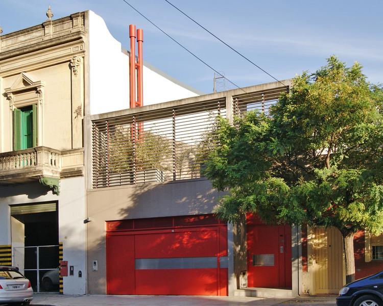 Casa DF / Santiago Cordeyro Arquitectos, Cortesía de Santiago Cordeyro