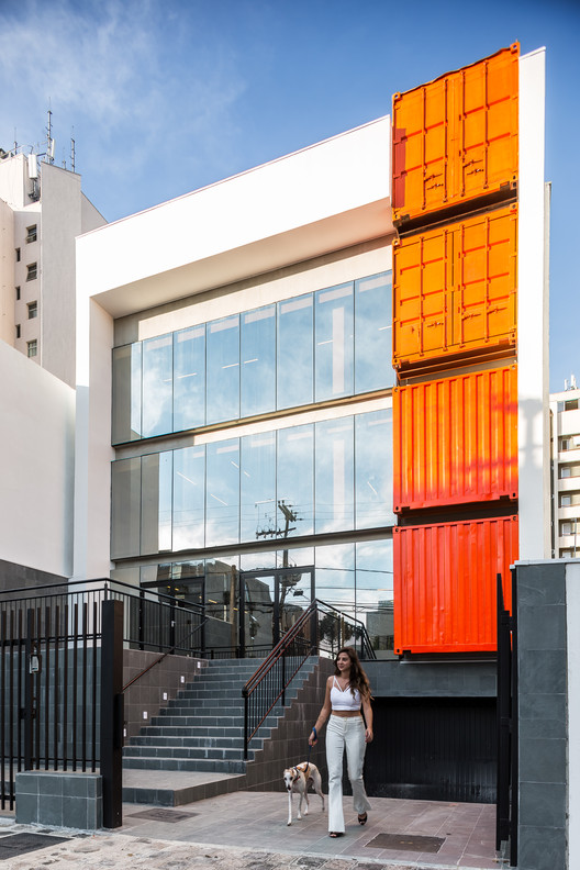 Edifício Jupter / Giuliano Marchiorato Arquitetos, © Eduardo Macarios