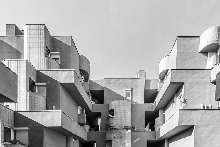 Fotografias do Brutalismo em Barcelona (e sua evolução), © Rodolfo Lago