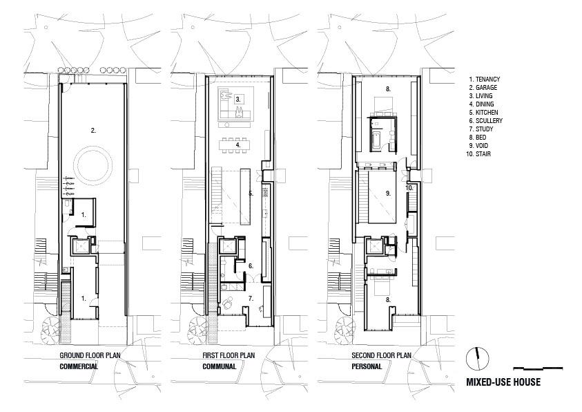 Gallery Of Wellington St Mixed Use Matt Gibson Architecture Design 18