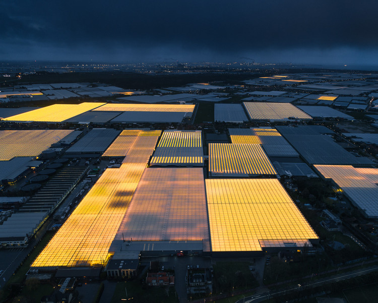 How the Dutch Use Architecture to Feed the World, © Tom Hegen