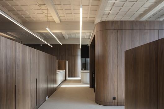 Vandewiele Office / Steven Vandenborre