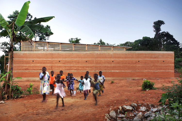Rural Frameworks: Ghana's New Spaces for Learning, © Andrea Tabocchini