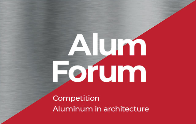 Call for Entries: Aluminum in Architecture 2020, The Union of architects of Russia invites you to participate in the Russian competition with international participation «Aluminum in architecture 2020».