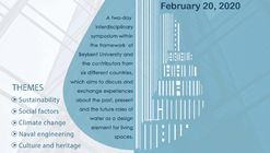International Symposium of Design for Living with Water