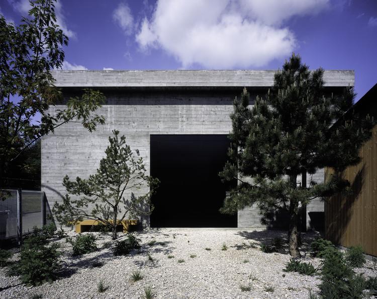 Taller Monika Sosnowska / Architecture Club, © Hélène Binet