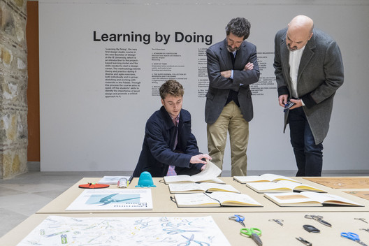 Learning by Doing: How Student Projects Give Architects and Designers Room to Grow