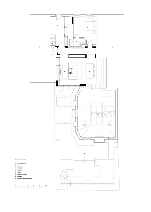 Ground Floor Plan - Proposed