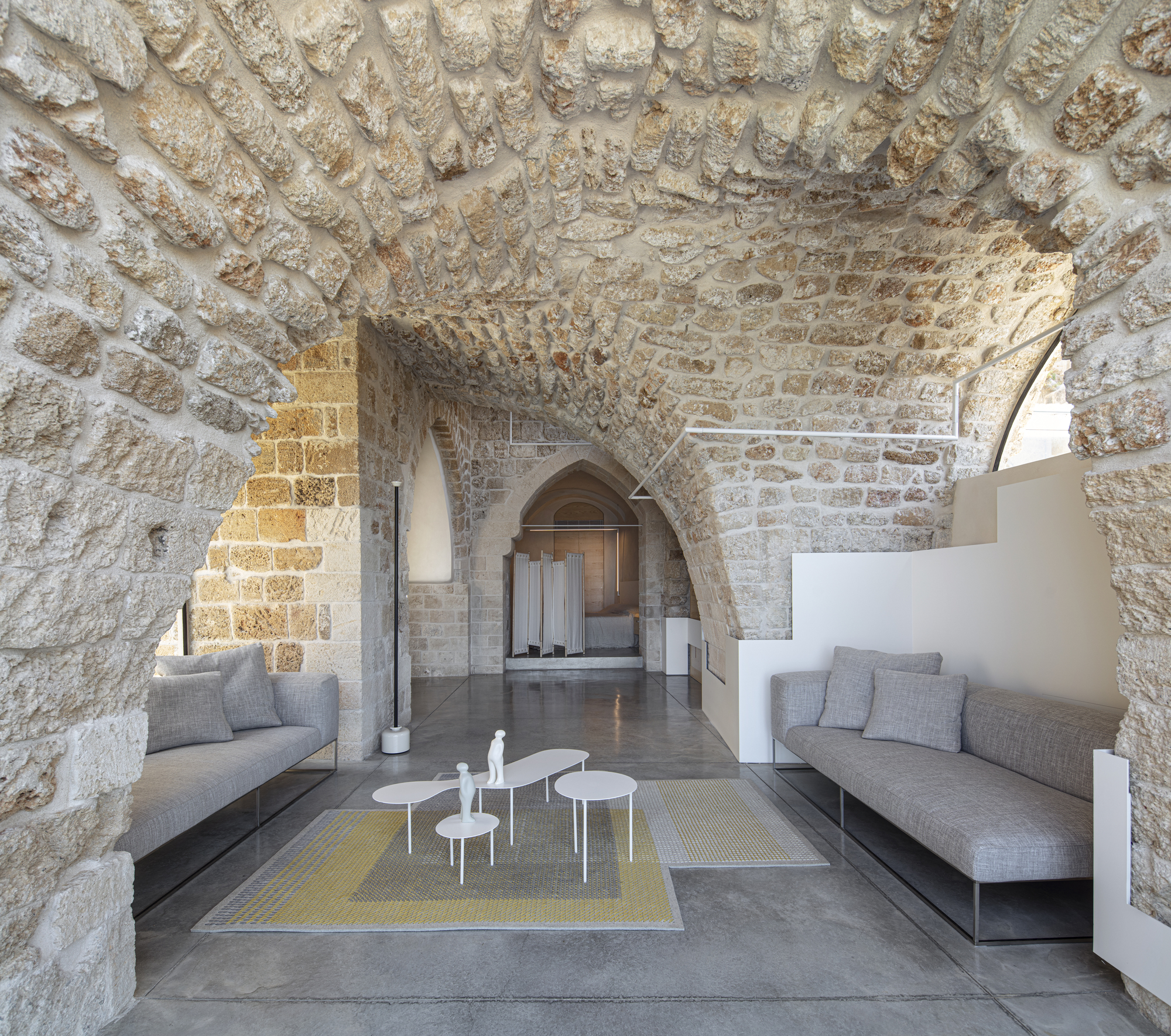 Old Jaffa House 4 Pitsou Kedem Architects Archdaily