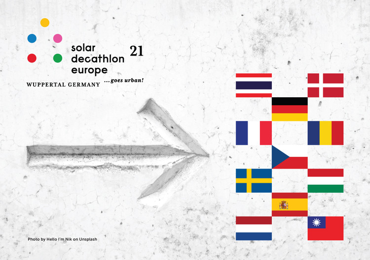 18 Teams from 11 countries go urban, poised to embark on the Solar Decathlon Europe 2021, Photo by Hello I'm Nik on Unsplash – Design by G. Lorijn,