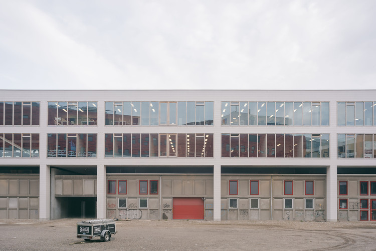 The Platform Office Building / Space Encounters, © Lorenzo Zandri