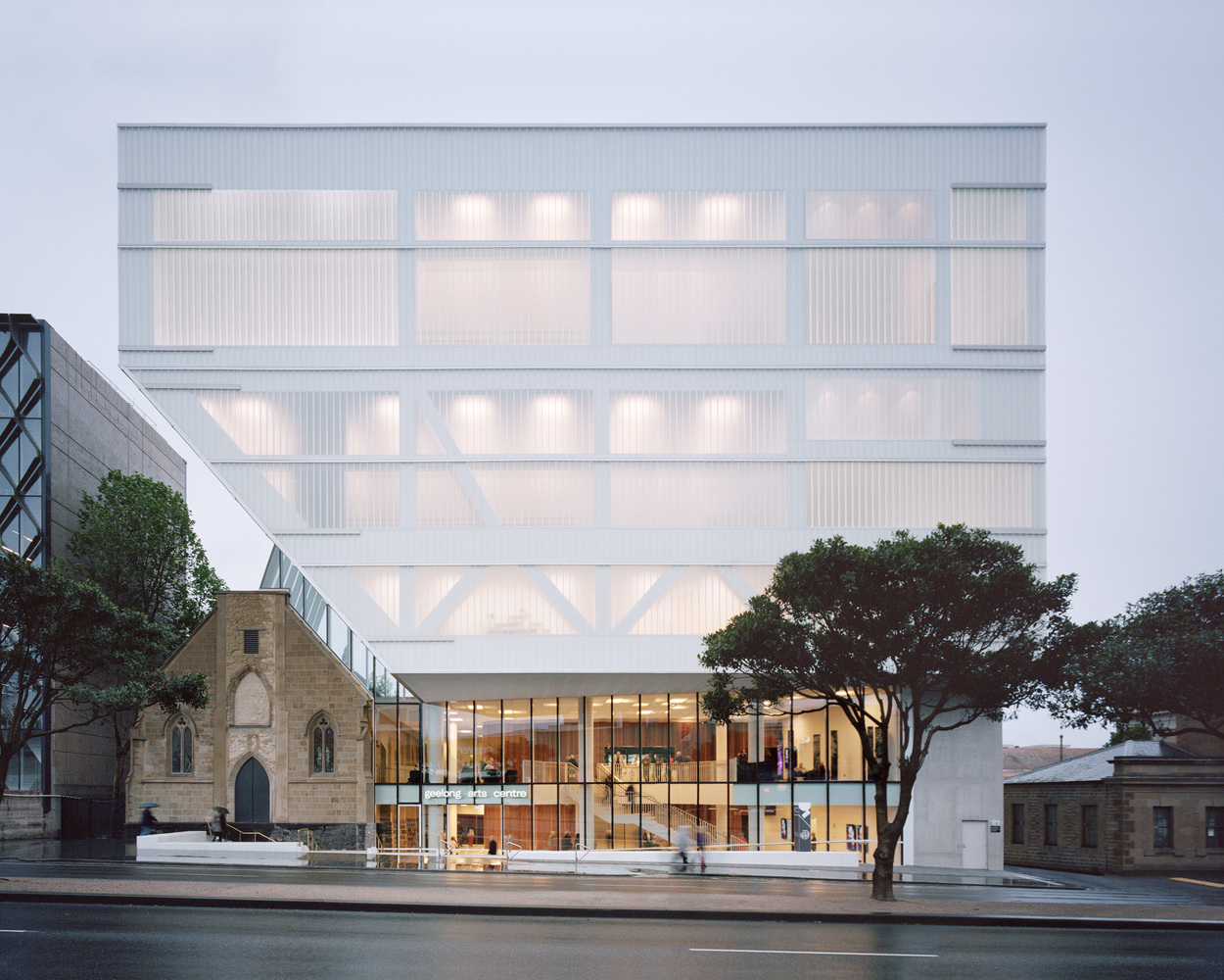 Geelong Arts Centre / Hassell