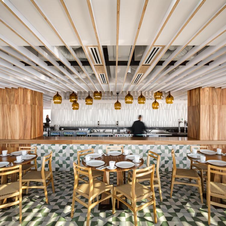 Restaurante Miralto | Latino 40 / vgz arquitectura y diseño, © Rafael Gamo