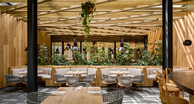 Restaurante Piedra Sal / vgz arquitectura y diseño, © Rafael Gamo