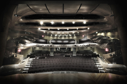 Coca-Cola Stage at the Alliance Theatre / Trahan Architects