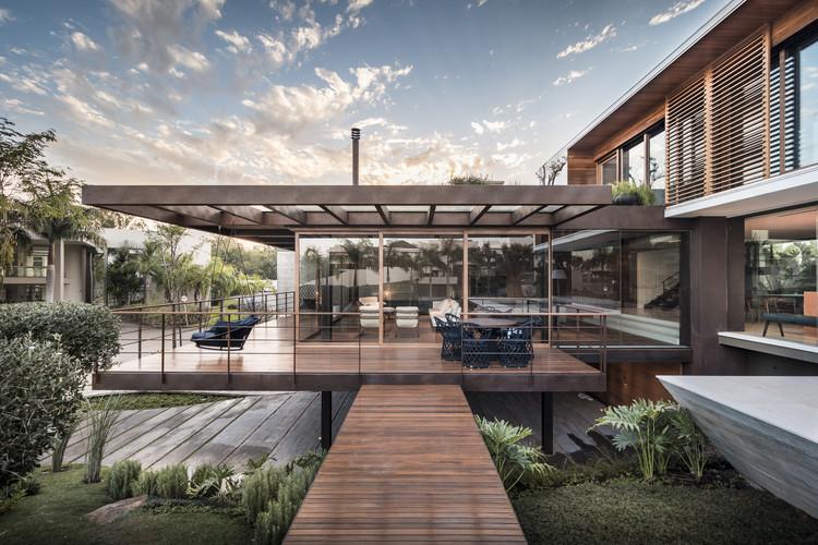 Casa Frame / Stemmer Rodrigues Arquitetura, © Gabriel Konrath