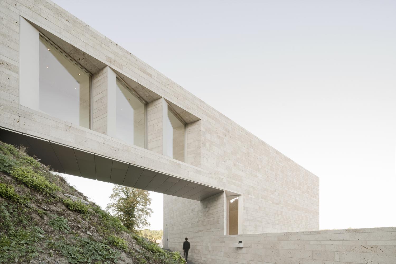 Museum and Cultural Forum Arnsberg / Bez+Kock Architekten