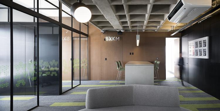 Oficinas SXKM / taller paralelo, © LGM Studio - Luis Gallardo