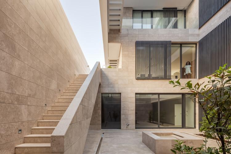 Casa em Mishref / Studio Toggle, © João Morgado