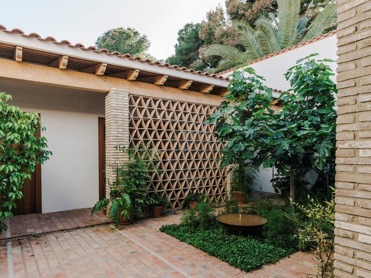 House in La Murta / Arturo Sanz, © Maria Mira