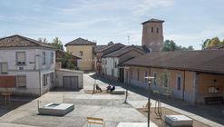 Nueva plaza del Ayuntamiento en Mansilla Mayor / Ocamica Tudanca arquitectos