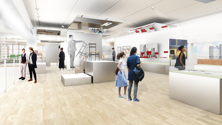 OMA Unveils Design for New Denver Art Museum Galleries, Courtesy of OMA