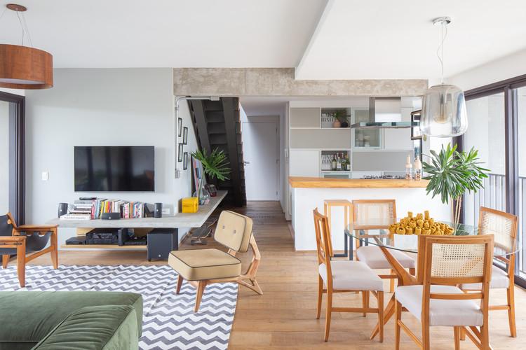 Apartamento Ipojuca / MPA Pedreira de Freitas Arquitetos, © André Mortatti