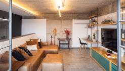 Apartamento Ipojuca / MPA Pedreira de Freitas Arquitetos