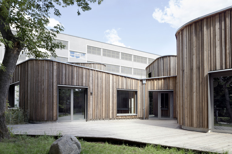 After-School Care Centre Waldorf School / MONO Architekten, © Gregor Schmidt