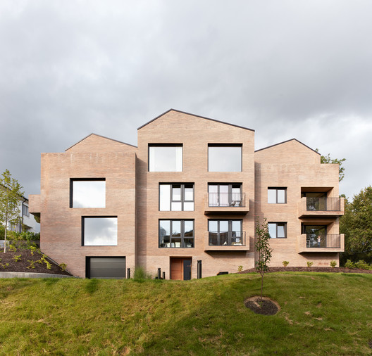 Villa Ask Housing / Reiulf Ramstad Arkitekter