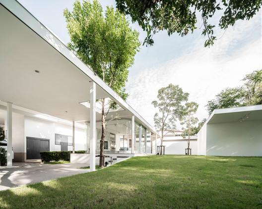 OA Pavilion House / Anonym