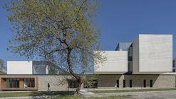 Campus da escola secundária de Gökçeada  / PAB Architects